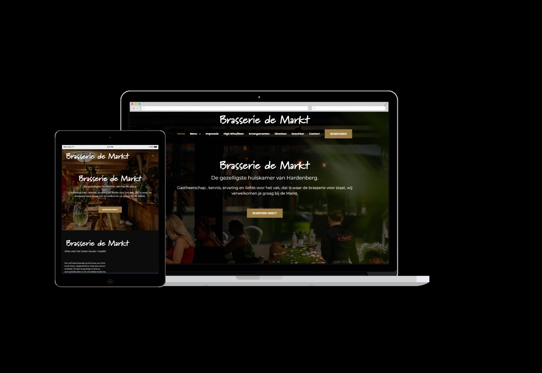 Brasseriedemarkt portfolio